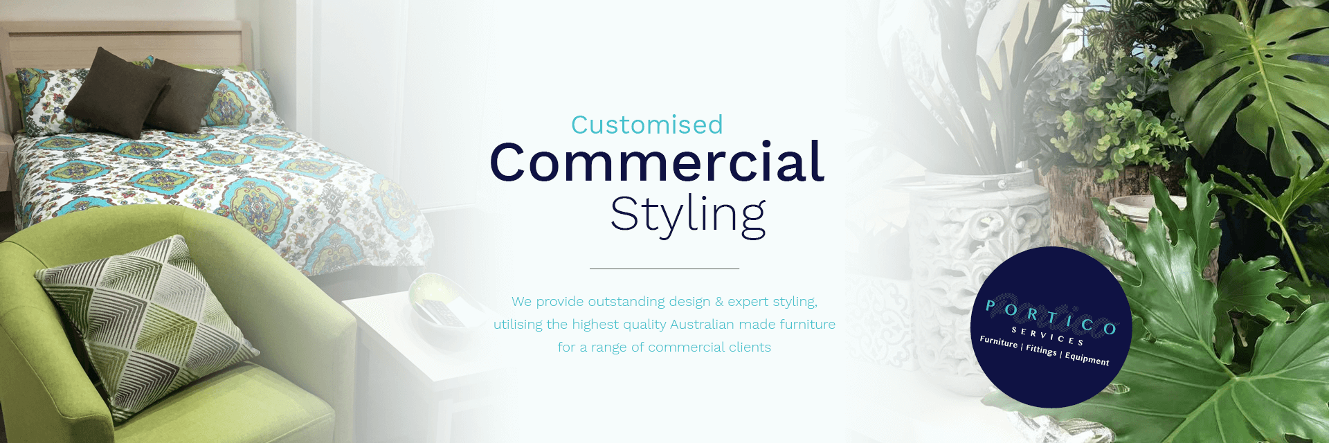 Customised Commercial Styling